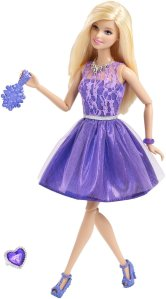 Barbie Birthstone Collectible Doll, February