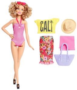 Barbie Cali giftset