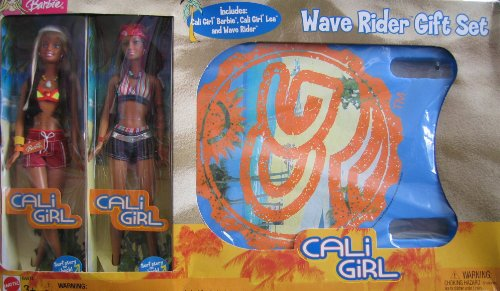 Barbie Cali Girl Wave Rider Gift Set