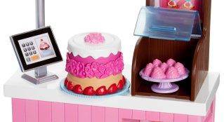 Barbie Careers Bakery Shop Playset acc