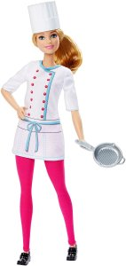 Barbie Careers Chef Doll