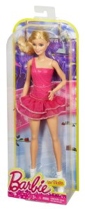 Barbie Careers Ice Skater Doll nrfb