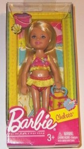 Barbie Chelsea & Friends Beach Collection