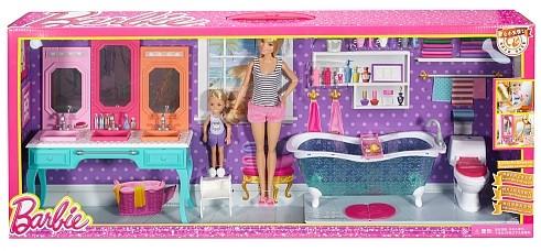 2016 Barbie Chelsea Bath Time Nrfb Barbie Doll Friends