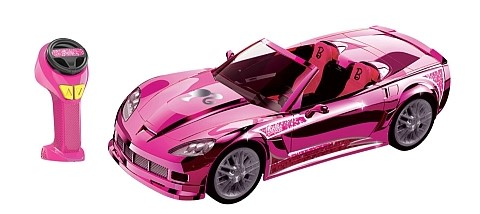 barbie-cruisin-corvette-rc