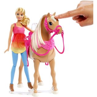 Barbie Dancin' Fun Horse flyer1