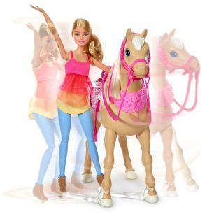 Barbie Dancin' Fun Horse flyer2