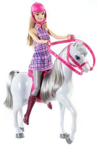 Barbie Doll & Horse1