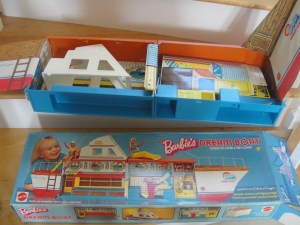 BARBIE DREAM BOAT MIB 1974 + box