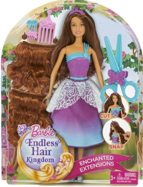 Barbie Endless Hair brunette