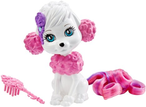 Barbie Endless Hair Kingdom Dog
