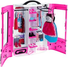 Barbie Fab Closet in side