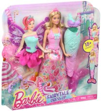 Barbie Fairytale Dress Up Barbie Doll NRFB