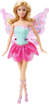 Barbie Fairytale Dress Up Barbie Doll1