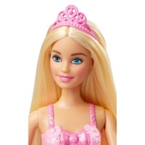 Barbie Fairytale Easter Princess Doll face