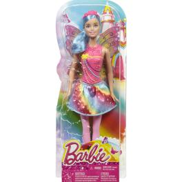 Barbie Fairytale Fairy - Rainbow nrfb