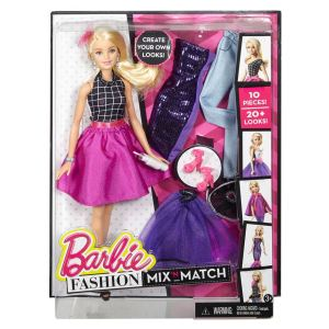 Barbie Fashion Mix 'n Match Set nrfb