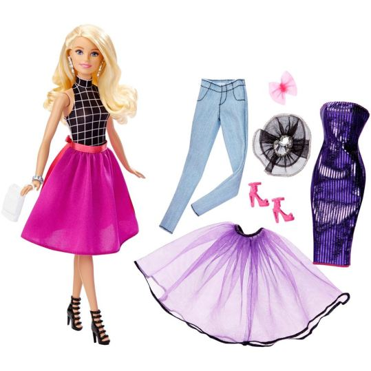 Barbie Fashion Mix 'n Match Set