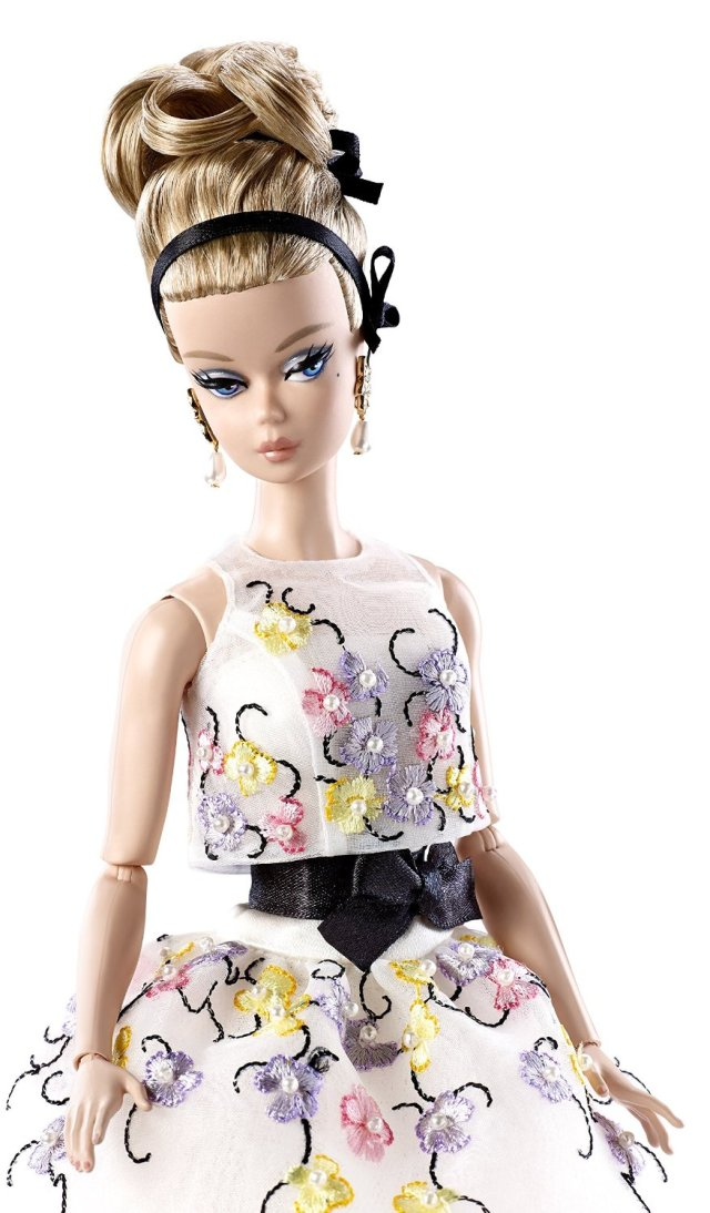Barbie Fashion Model Collection Doll, Glam Gown doll