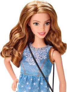 Barbie Fashionistas Doll Joyce face