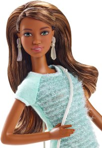 Barbie Fashionistas Doll KIM face