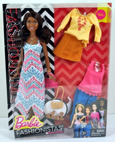 Barbie Fashionistas NRFB