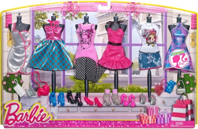 Barbie Favourite Fashion Pack