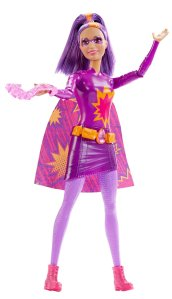 Barbie Fire Super Hero Doll1