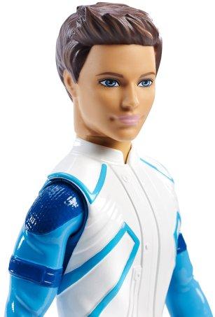 Barbie Galactic Adventure Prince Doll face
