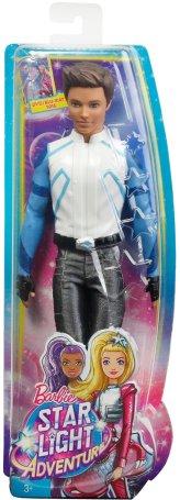 Barbie Galactic Adventure Prince Doll NRFB