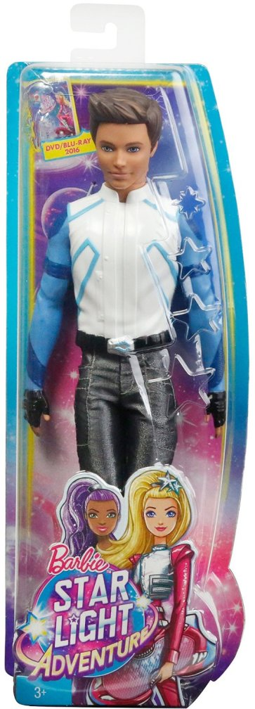 Barbie Galactic Adventure Prince Doll NRFB