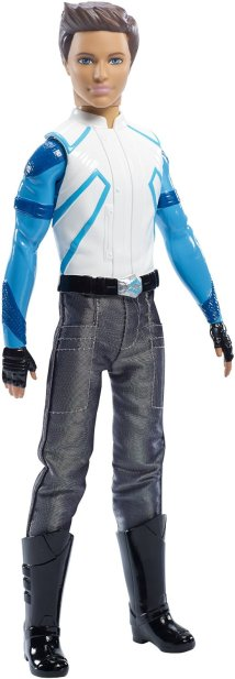 Barbie Galactic Adventure Prince Doll