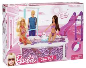Barbie Glam Beach Pool