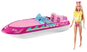 Barbie Glam Boat flyer