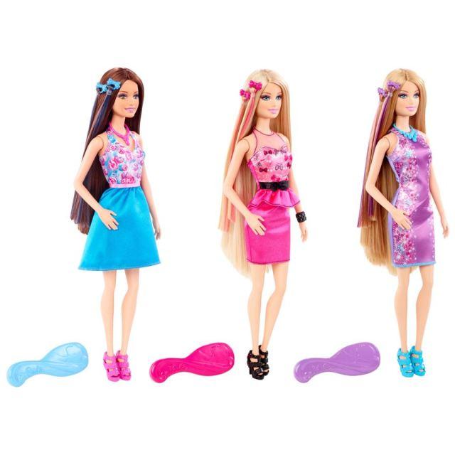 Barbie Hairtastic Doll - Assortment