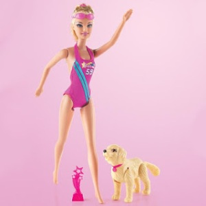 Barbie I Can Be Swim Championf