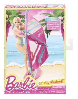 Barbie Let's Go Windsurf! Accessory Pack