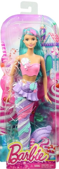 Barbie Mermaid Candy Fashion