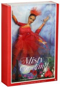 Barbie Misty Copeland Doll nrfb 2