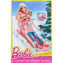 Barbie On-the-Go Sled Pack