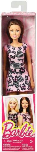 Barbie Pink-Tastic Doll, Bow Art On Light Pink Dress NRFB