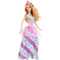 Barbie Princess Candy Fashion1