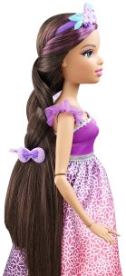 Barbie Princess Doll - Brunette2