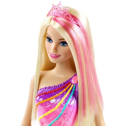 Barbie Princess, Horse and Carriage face