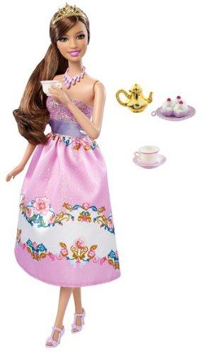 Barbie Princess Tea Party Teresa Doll