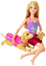 Barbie Pup Pool and Diving Board Set2