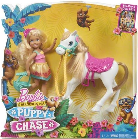 Barbie Puppy Chase Chelsea