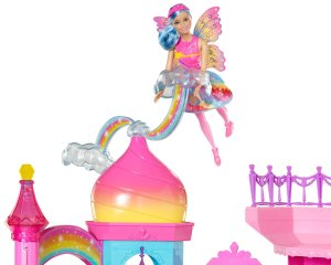 Barbie Rainbow Cove Castle Playset2