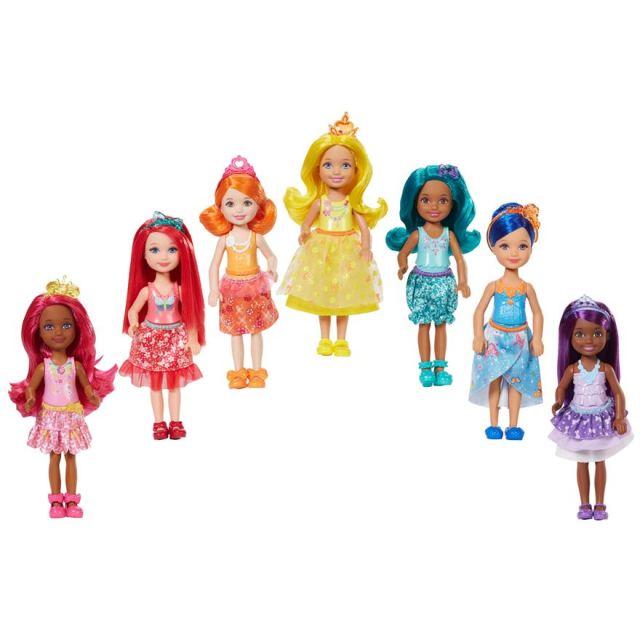 Barbie Rainbow Cove Chelsea Doll Gift Set