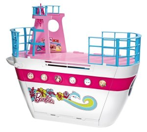 Barbie Sisters Cruise Ship 1